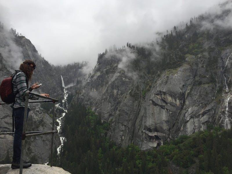 Exploring Yosemite