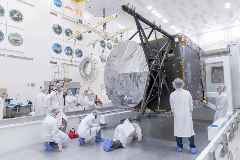 ASU-led NASA Mission to Psyche moves to next step in spacecraft construction