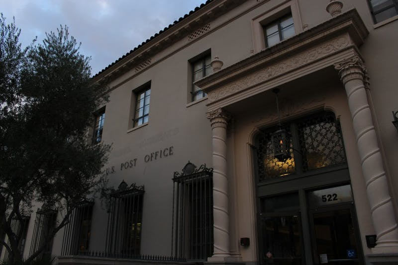 downtown phoenix post office