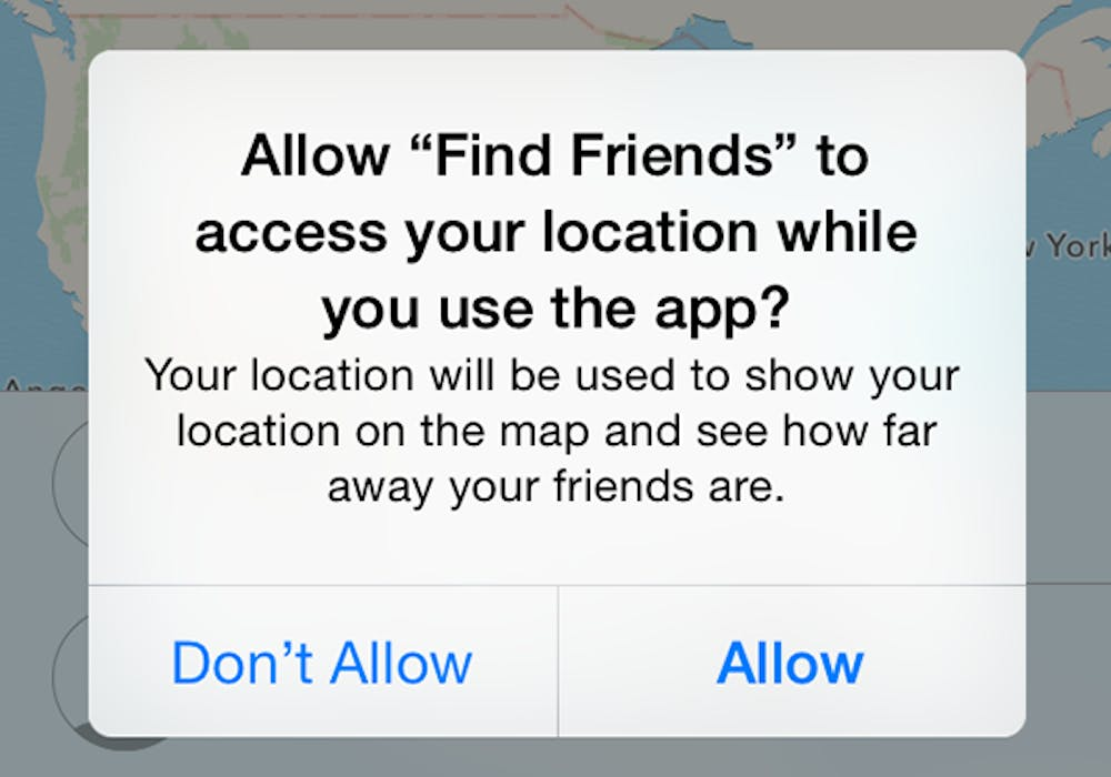 Location apps toe the line between stalking and security