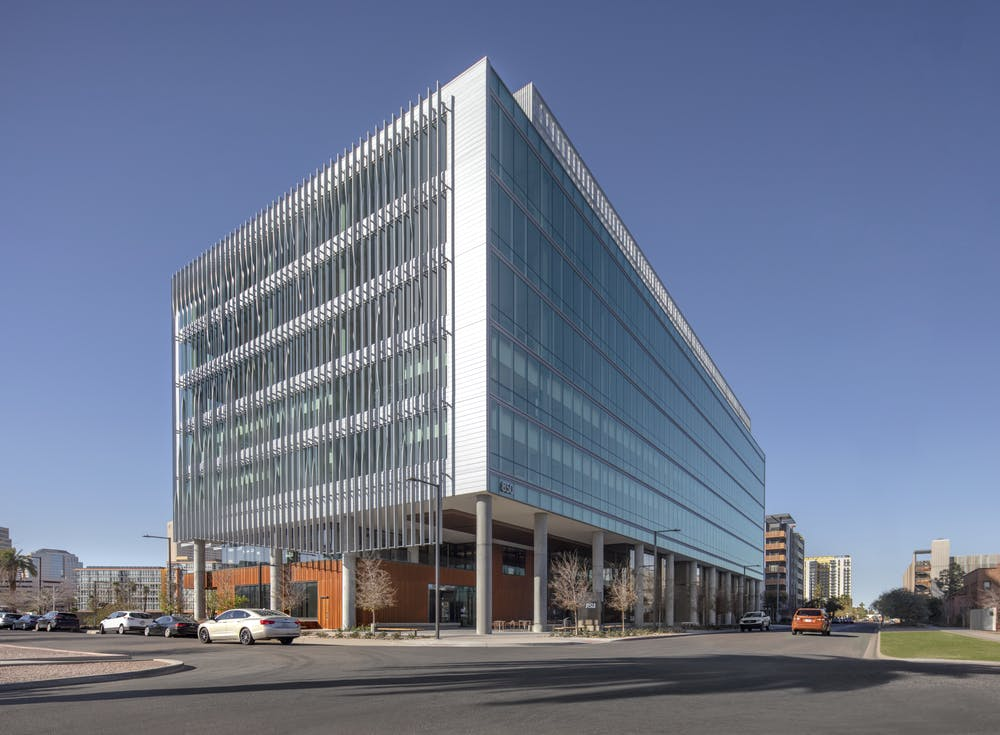 The Phoenix Biomedical Center Innovation Center