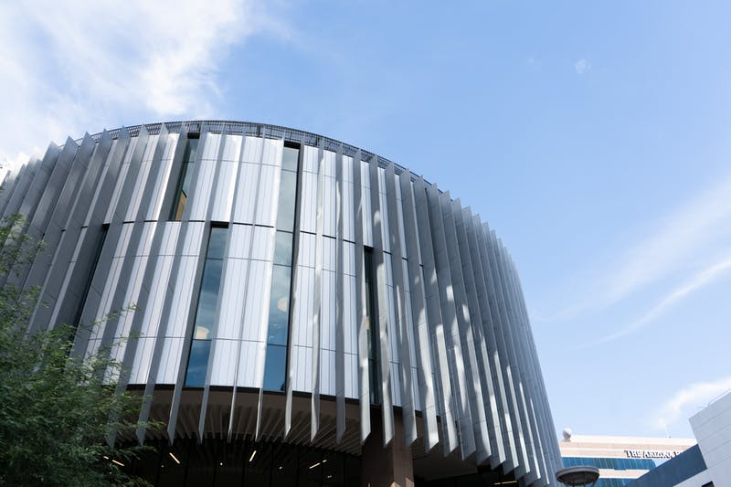 Thunderbird School Building