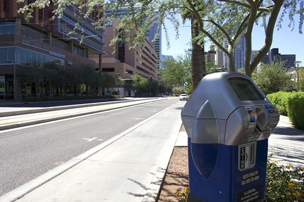 downtown-campus-parking-meter-cronkite