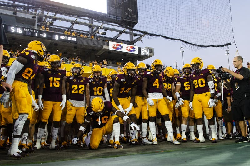 _20190829 ASU Football vs Kent State HALFTIME 0004.JPG