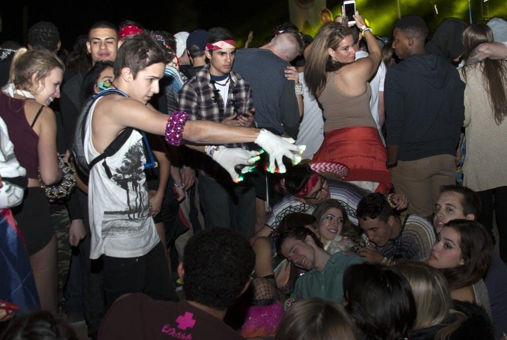 crowdlightshow