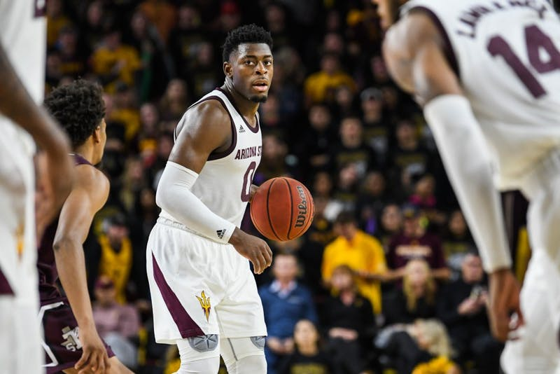ASU basketball suffers first loss of young season