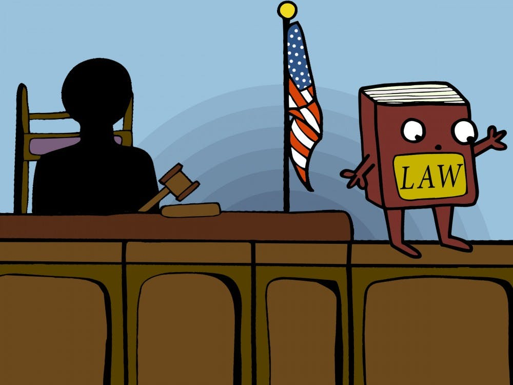 lawontrial