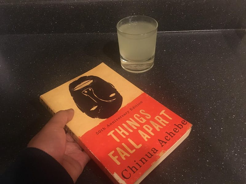 "Books and Booze: ""Things Fall Apart"""