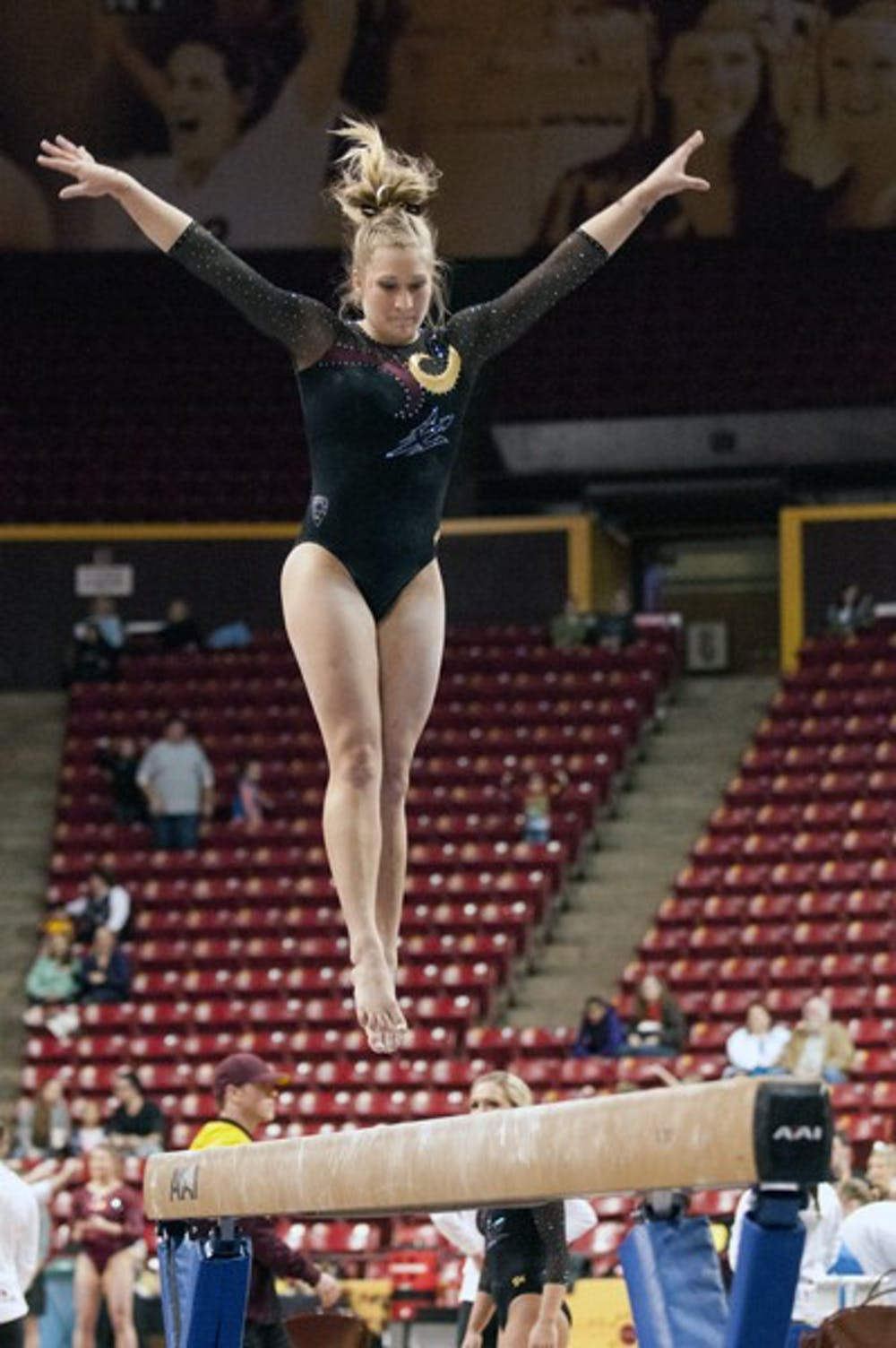 c97445a77a74 Amelia Rew prepares for life after ASU gymnastics - The State Press
