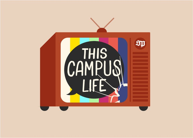 This Campus Life: First day jitters, first generation student