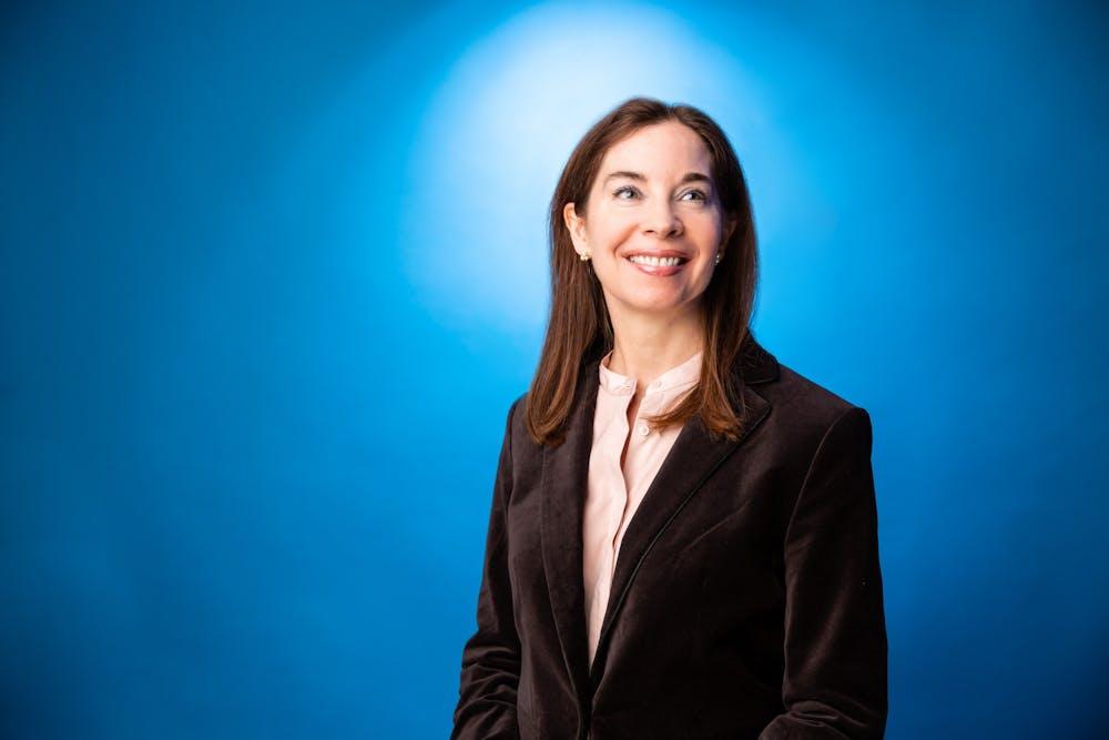 Joanna Grabski poses for a portrait