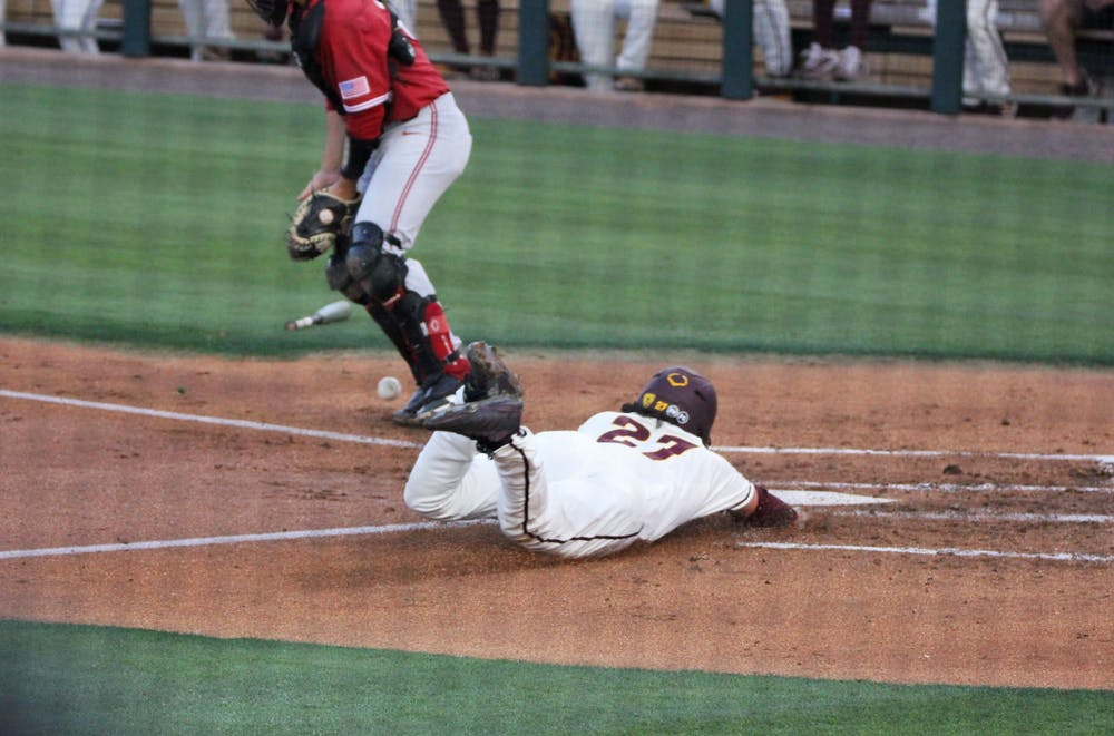 asu-baseball-vs-stanford-sliding-home