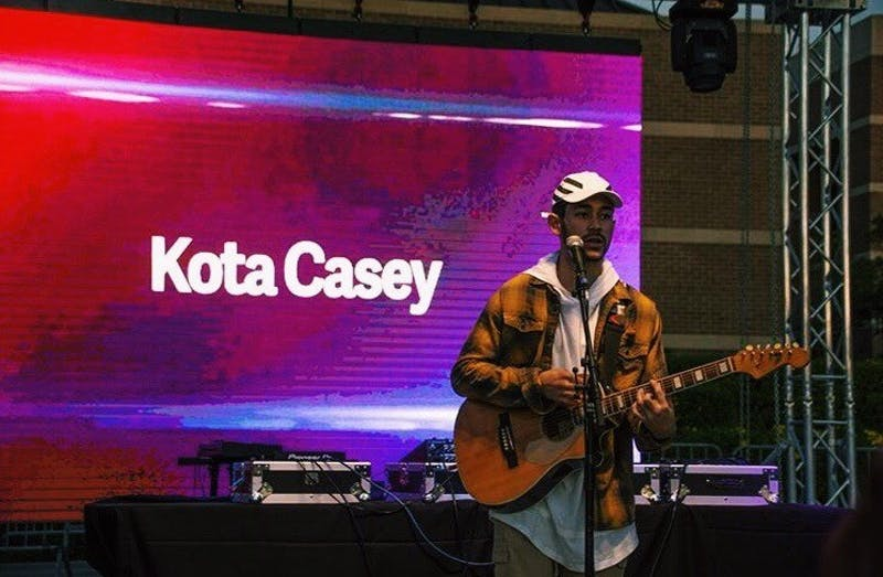 kota casey photo
