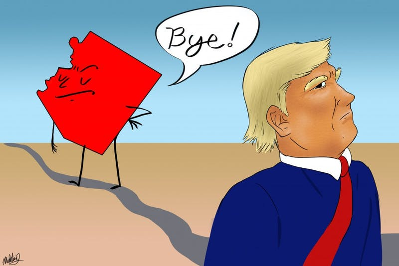 az vs trump