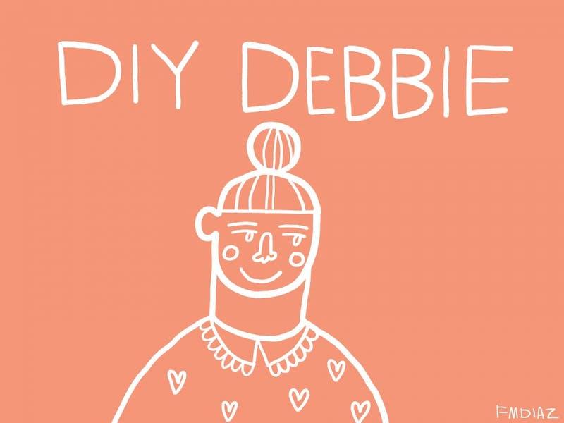 DIY Debbie Header