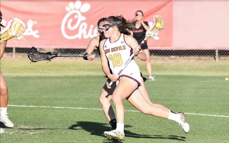 Women's Lacrosse - Maria Villanti