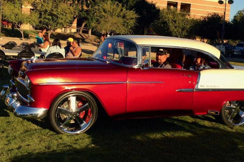ASU West Took A Low Ride Into Hispanic Heritage The State Press - Lowrider car show ticket price