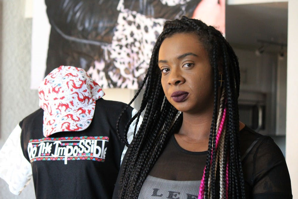 Local Designer Vara Ayanna Brings Bold Expressions And Inclusivity To Fabric Of Fashion Industry The State Press
