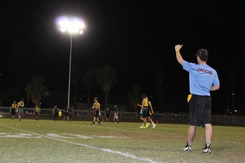 Intramural Flag Football Tournament