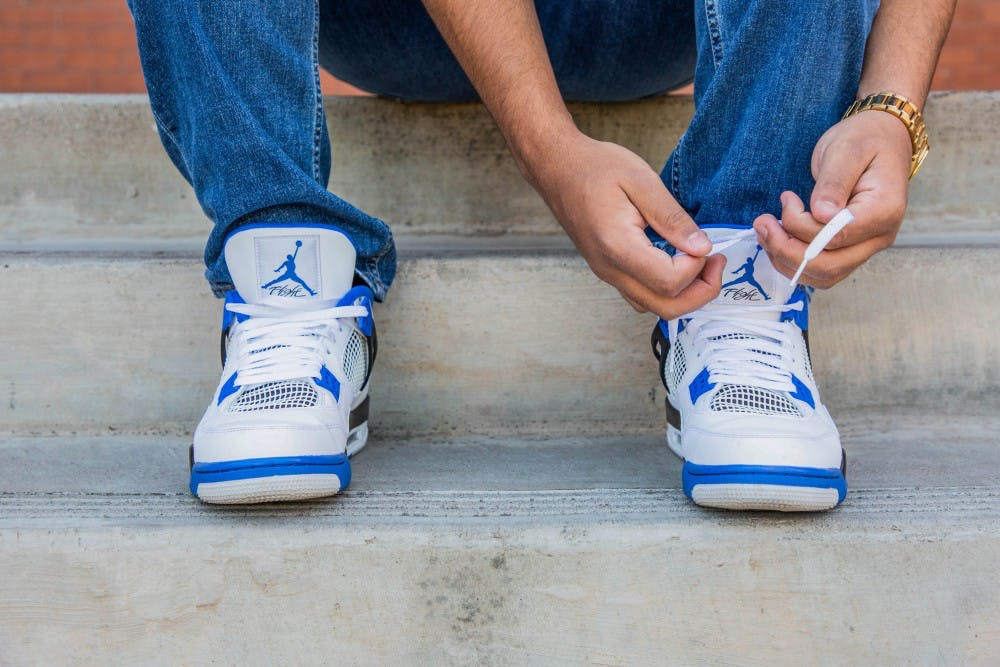 1d4e45c04133e8 ASU sneakerheads get their kicks collecting shoes - The State Press