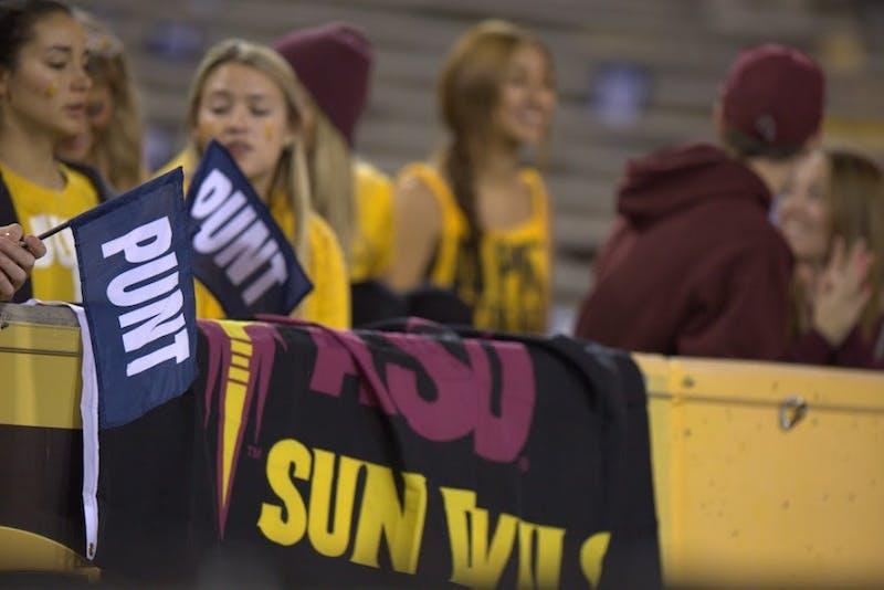 Slideshow: ASU defeats UA, secures home field advantage for Pac-12 Championship