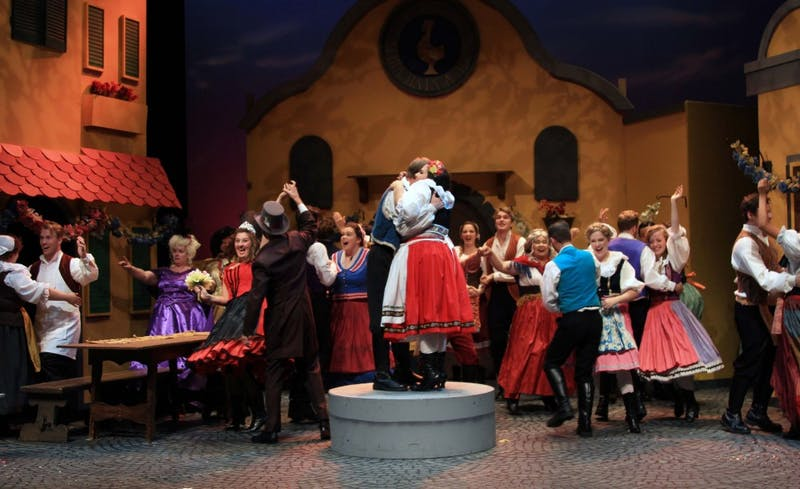 Lyric Opera Theater