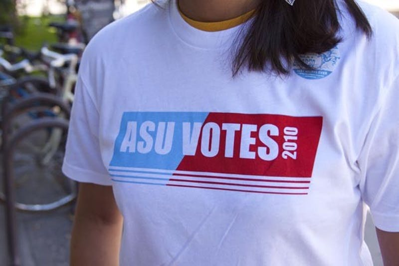 ASU VOTES : Campus politics