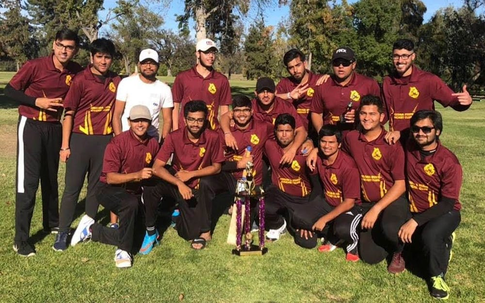 Asu Cricket From Low Profile Club To Championship Team The State Press