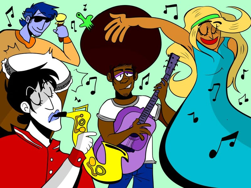 Cultural Diversity in Music