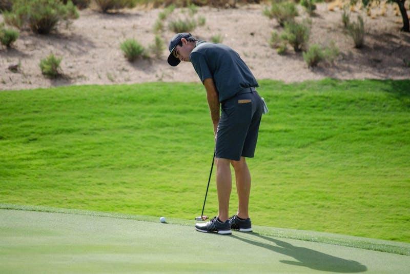 Cameron Sisk Golf