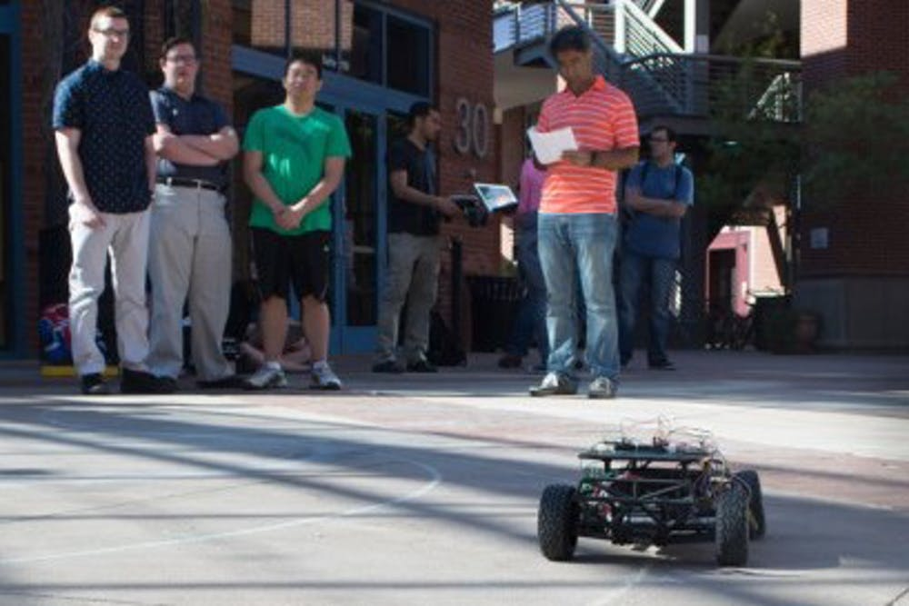 Robotics from A to Z: New class shows students how robots come full