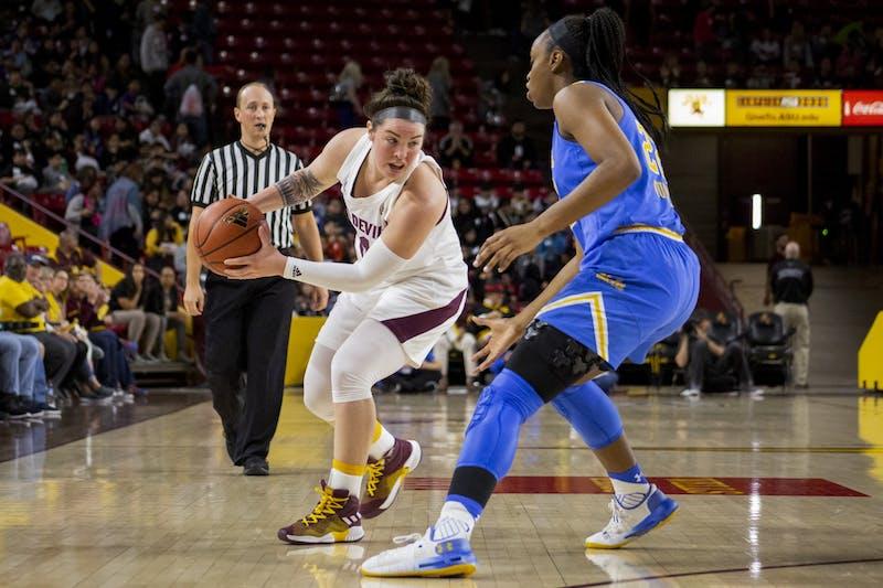 20190125 women's basketball vs UCLA 0001