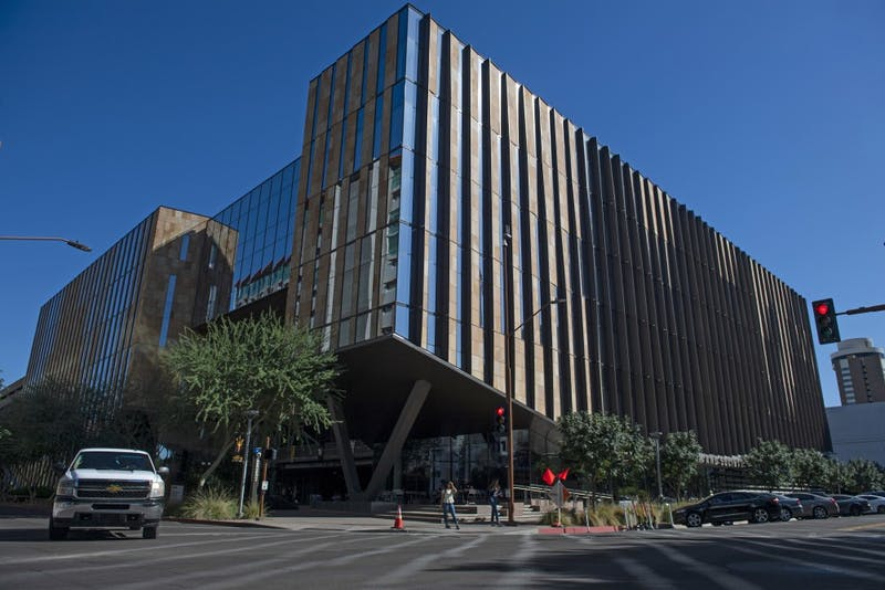 The Beus Center for Law and Society in Phoenix.