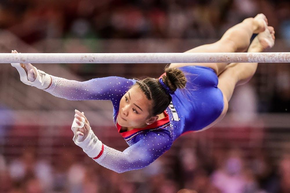 us-women-olympic-gymnastics-team-spot-suni-lee
