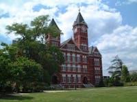 Photo of Samford Hall