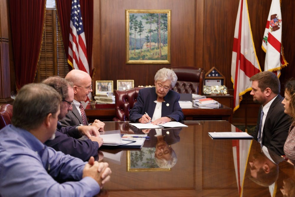 governor_ivey_signs_major_disaster_declaration_request_hurricane_michael