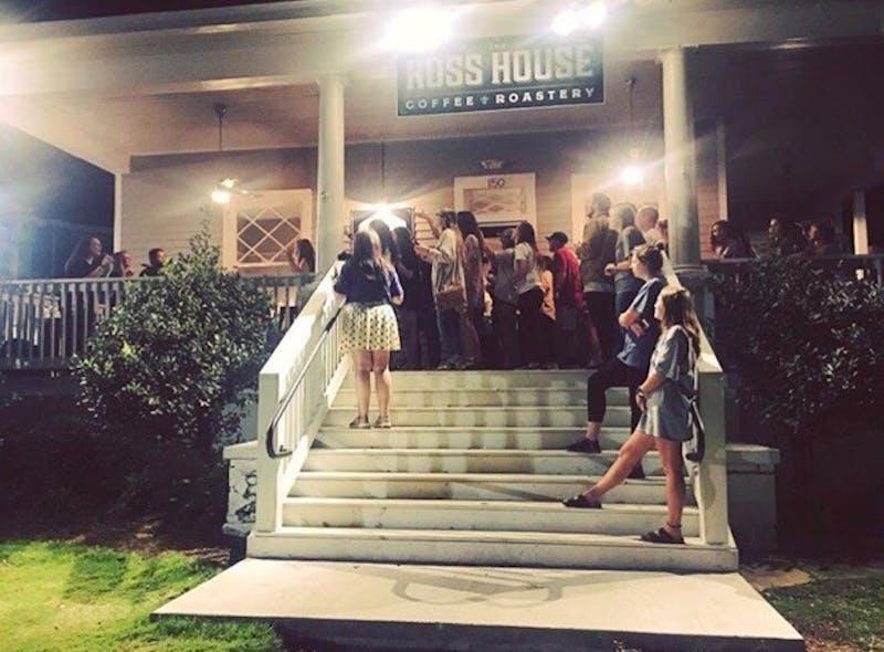 Ross House Benefit Night