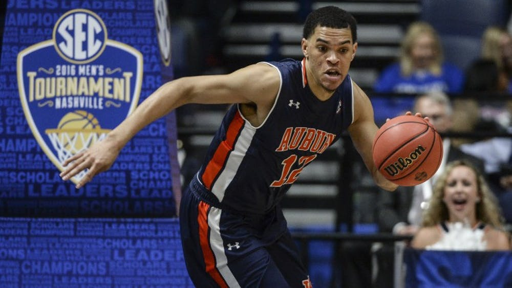 Two Former Auburn Basketball Players Drafted To Nba G League