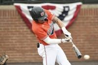 Will Holland (17)Auburn baseball vs Georgia Southern on Sunday, February 17, 2019, in Auburn, Ala. Photo: Wade Rackley /Auburn Athletics