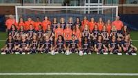 Auburn Soccer Team