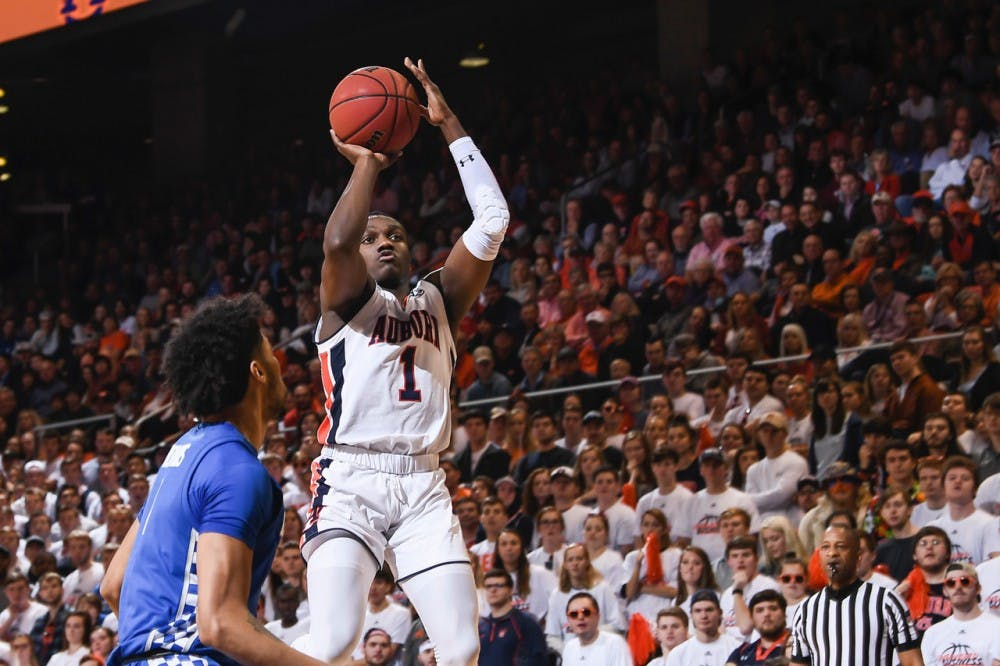 Auburn Basketball Falls To Kentucky Eagle Eye Tv