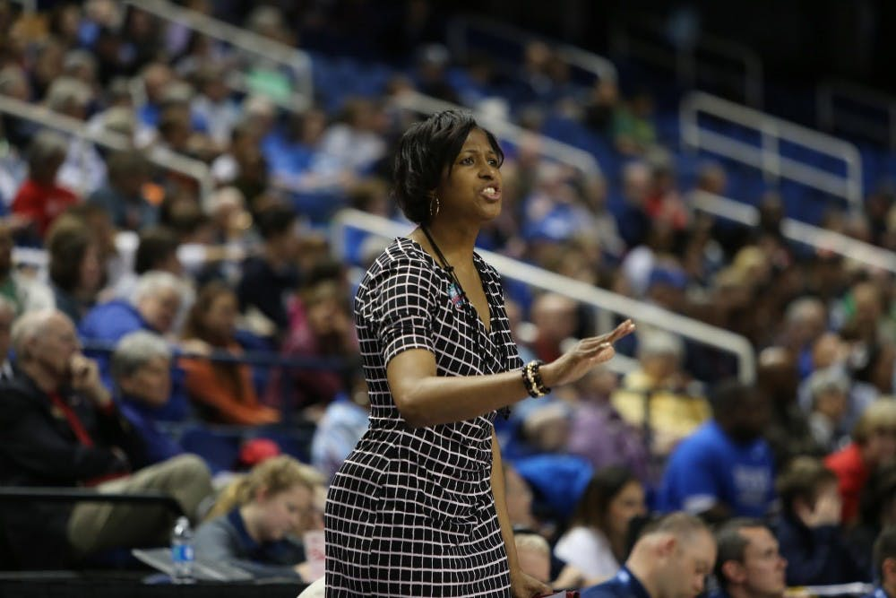 La Keshia Frett Meredith Selected As New Assistant Coach For