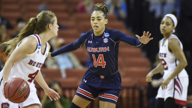 Auburn Women s basketball holds on for the win d88687860