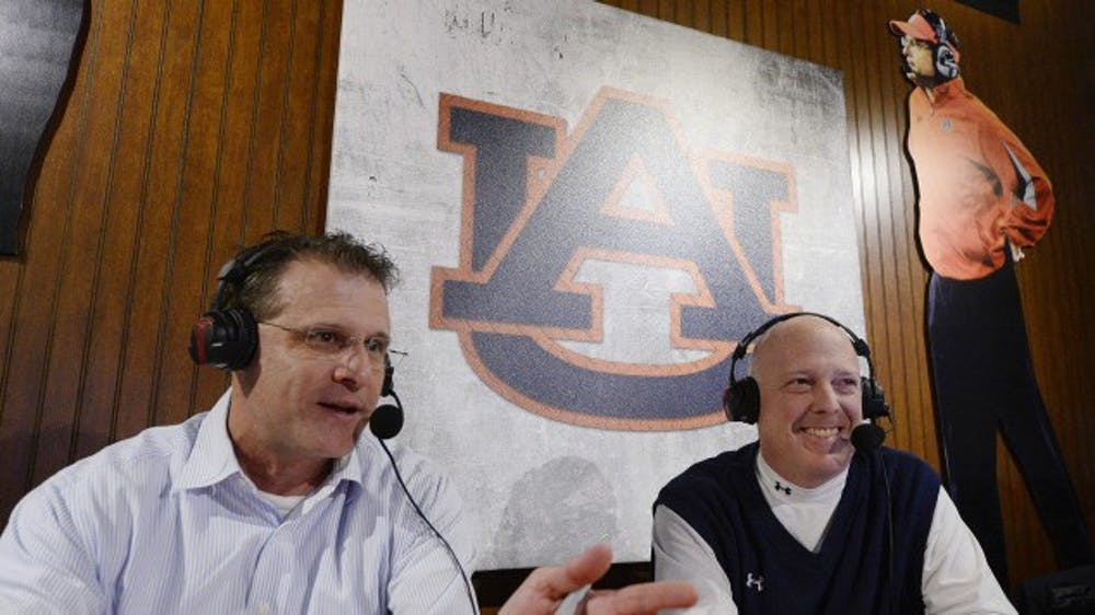Voice of the Auburn Tigers