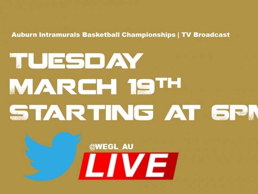 Intramural Campus Recreation Championship Tuesday March 19th at 6PM