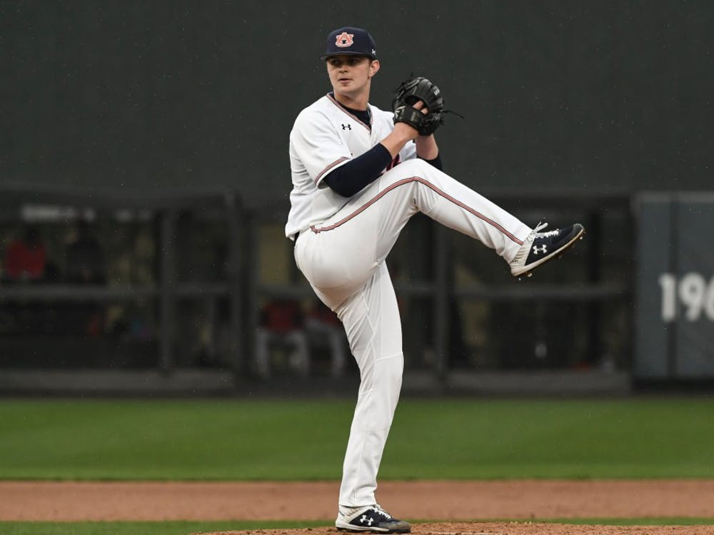 Garett Wade recorded 8 strikeouts and allowed 1 hit in his 5 lights out innings.