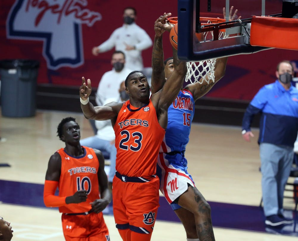 Jan 6, 2021; Oxford, Mississippi, USA;  at The Pavilion at Ole Miss. Mandatory Credit: Petre Thomas-USA TODAY Sports