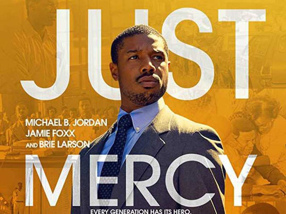 Poster for Just Mercy From Just Mercy: Directed by Destin Daniel Cretton                                 Released by Warner Bros. Pictures