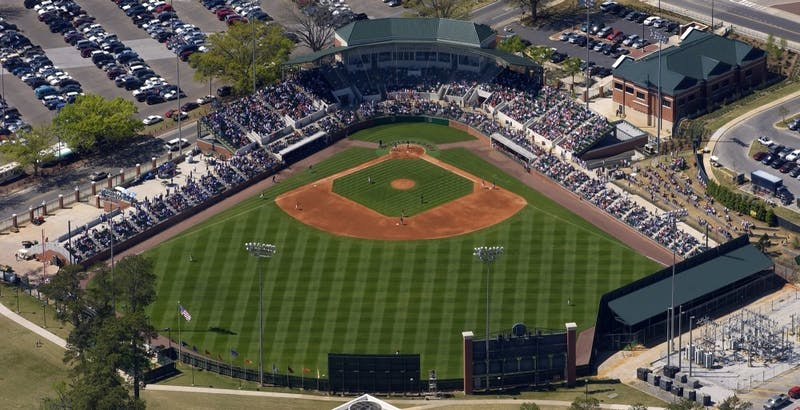 Plainsman Park in Auburn, Ala.Auburn baseball vs LSU, Sunday, April 4, 2004 in Auburn, Ala.Todd J. Van Emst