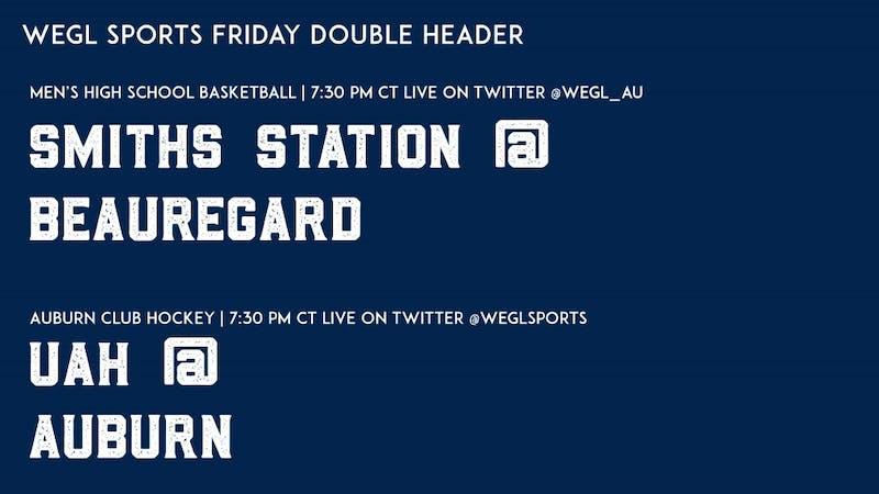 WEGL Friday Double Header